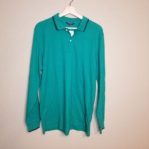 NEW | Brooks Brothers | Long-sleeved Polo